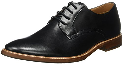 Aldo Cerneglons, Scarpe Stringate Uomo Nero (Black Leather/97)