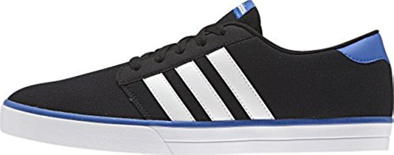 adidas - Vs Skate - AQ1484 - Farbe: Weiß-Schwarz-Blau - Größe: 39.3 -