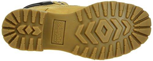 Wrangler Damen Creek Kurzschaft Stiefel Gelb (24 Tan Yellow)
