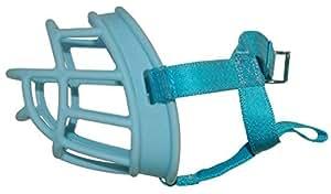 Baskerville Muselière pour Chien Ultra Bleu Taille 2