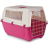 Rosewood Vision Classic - Portabicicletas para Gatos y Mascotas, 60 cm, Grande, Color Rosa