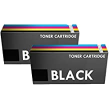 Prestige Cartridge 725 - Tóner de alta capacidad, color negro, 2 unidades