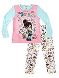 Disney Mädchen Ralph Reichts Schlafanzug Mehrfarbig 128