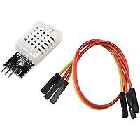 Módulo de sensor de humedad y temperatura digital de Haljia DHT22AM2302 para Arduino, Raspberry, etc.