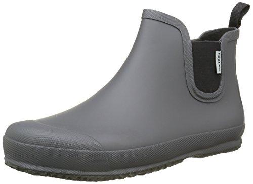 Tretorn Bo, Bottines non doublées homme Gris - Grau (Grey 040)
