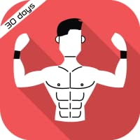 30 Tage Bauchmuskeln Training Herausforderung