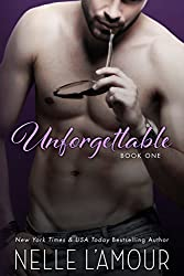 Unforgettable 1: A Sexy Cinderella Love Story (English Edition)