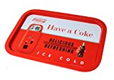The Tin Box Company Coca Cola Tin Tray Coke
