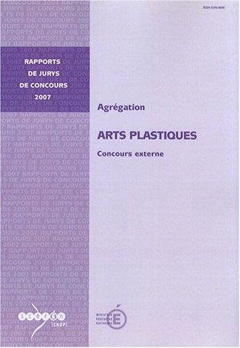 Agrégation Arts plastiques : Concours externe