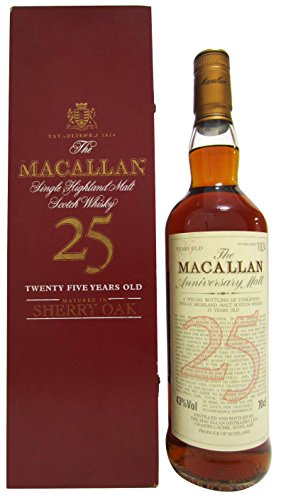 Macallan - Anniversary Malt Sherry Oak
