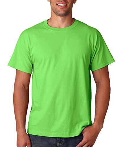 Fruit of the Loom Herren T-Shirt Kiwi