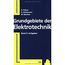 Grundgebiete der Elektrotechnik, Bd.3, Aufgaben