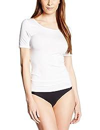 Hanro Soft Touch / Shirt 1/2 Arm, Maillot de Corps Femme