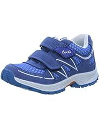 Lurchi Timo-Tex, Sneaker a Collo Alto Bambino, Grigio (Charcoal 25), 30 EU