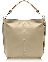 64dc5c6d4b6 Amazon.es  Beige - Shoppers y bolsos de hombro   Bolsos para mujer ...