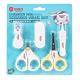 #8: KiddySafe Baby Care Nail Clipper Care Kit fro Baby Grooming 5 piece set