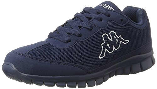 Kappa Unisex-Erwachsene Rocket Sneaker, Blau (6767 Navy), 38 EU