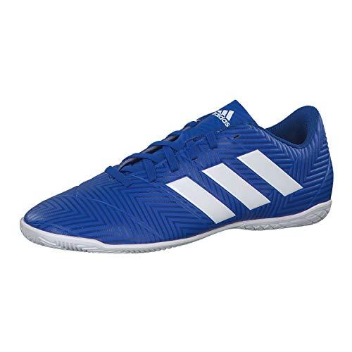 adidas Herren Nemeziz Tango 18.4 IN Futsalschuhe, Blau Ftwbla/Fooblu 001, 42 2/3 EU