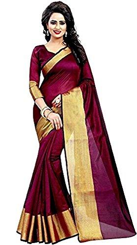 Saree(Esomic Sarees For Women Party Wear Half Sarees Offer Designer Below 500...