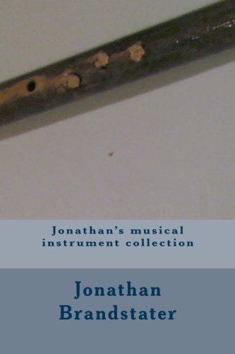 Jonathan's musical instrument collection