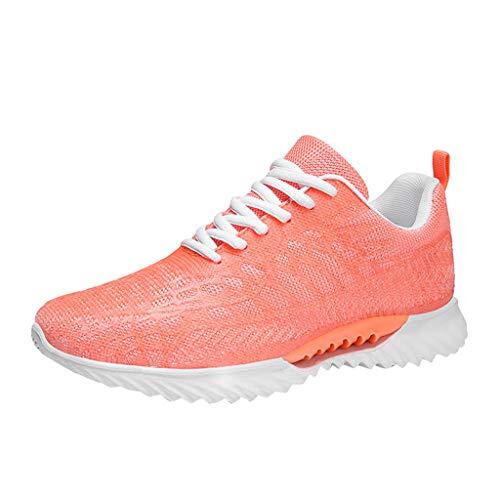 KERULA Fashion Sneakers, Women & Men Casual Paar Low Top Leichtgewicht rutschfest Breathable Sport Low-Top Running Shoes Sportschuhe Damenschuhe und Herrenschuhe Laufschuhe Elastische