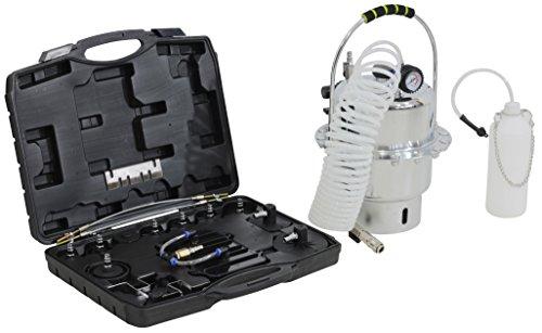 Pro Bremsenentlüftungsgerät Druckluft Bremsenentlüfter Set 5L Entlüftung Bremsanlage