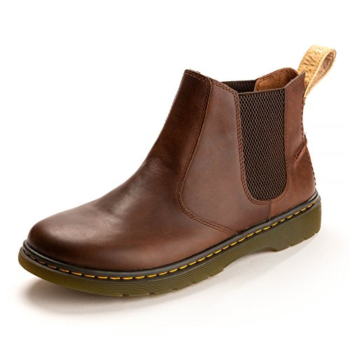 Dr. Martens Mens lyme Chelsea Boot a/w 18 Tan Westfield UK7 EU41 US8