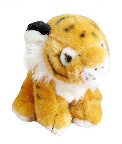 Good Night Simulated Animal Little Dolls, cadeau parfait pour les enfants à l'anniversaire (20cm)