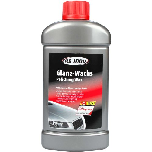 RS1000 57301 Glanzwachs 500 ml