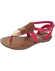 Ipanema Flip Flops - Ipanema Dance Sandals - Pink