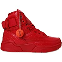 Ewing Athletics 33 Hi Red Croc Skin Basketball Shoes Limited Edition aed96b95d60