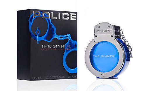 Police, The Sinner, Eau de Toilette da uomo, 100 ml