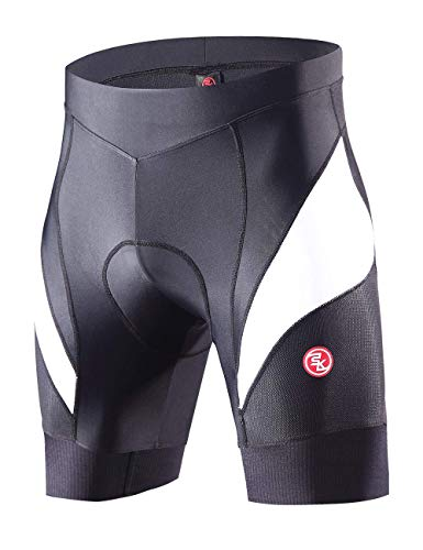Souke Sports Men's Cycling Shorts 4D Padded Road Bike for sale  Delivered anywhere in UK