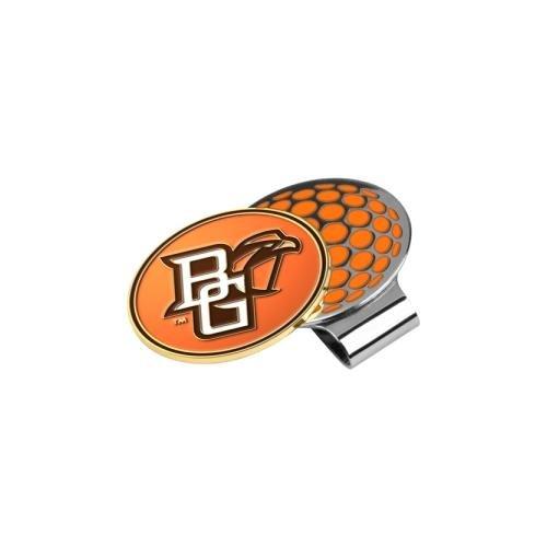 NCAA Bowling Green Falken Golf Hat Clip mit Ball Marker