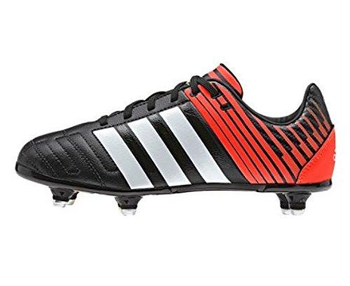 Adidas Regulate Kakari SG Junior Chaussures De Rugby Black