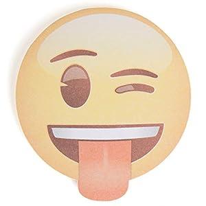 Crazy Emoji bloc de notas para fiestas