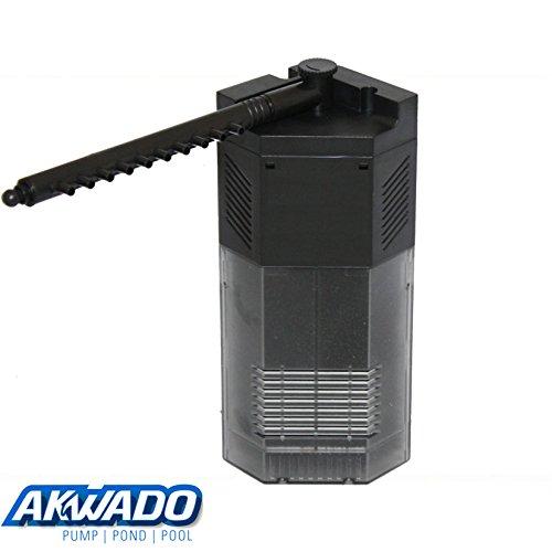 JP-092 Aquarium Innenfilter von Sunsun 250 L/h Filter Filtersystem Förderpumpe