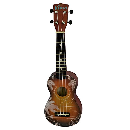 Kona-kona-21palm-Soprano-ukelele
