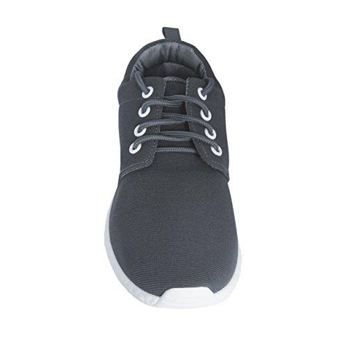 urban air | Athletic 1 | Chaussures sportive, Sneaker | Femme | Sport, Les Loisirs, Salle de Gym, Jogging | Gris, Noir, Blue | 38, 39, 40 Gris