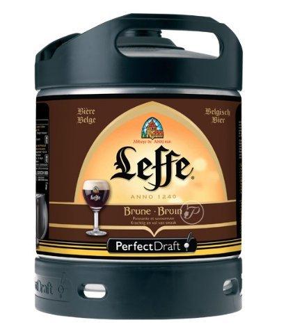 Preisvergleich Produktbild Leffe Braun Fass 6l fuer Perfect Draft