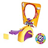 Womdee Pie Face Showdown Game, Hilarious Pie Splat Crema Hit Face Machine - Prank, The Hilarious Family and Party Game Funny Giggling Gadgets Juguetes