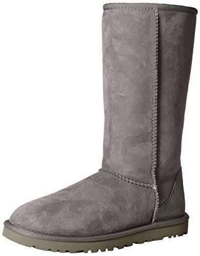 ugg-australia-classic-tall-bottes-femmes-gris-grey-41-eu