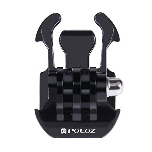 PULUZ Horizontale Fläche Quick Release Buckle für GoPro HERO5 / 5 Session / 4 Session /4 /3 + / 3/2/1 -