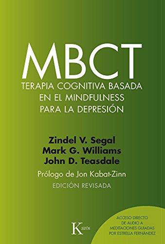 MBCT. Terapia cognitiva basada en el mindfulness para la depresión (Psicología)