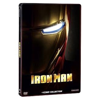 Iron Man (Limitiertes Steelbook, 2 DVDs)