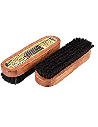 Fahion groupShoeshine Shoe Polish Brush (Set of 2) Beige (Venus Shoeshine) B5