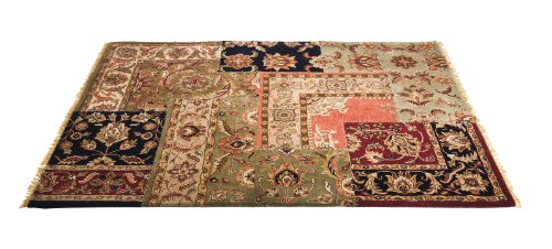 Kare 30559 Teppich Persian Patchwork, 170 x 240 cm