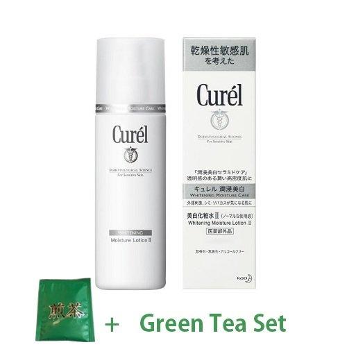 Kao Curel White Skin Care New Skin Lotion‡U- Moist 140ml (Green Tea...