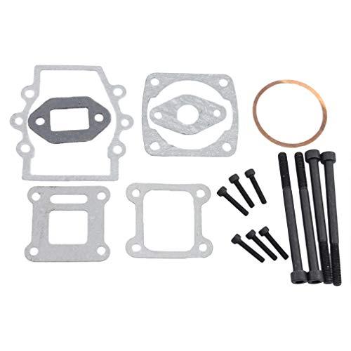 24Pcs Carburador Carb Repair Rebuild Kit de Diafragma de Junta Para Walbro K10-WAT WA WT