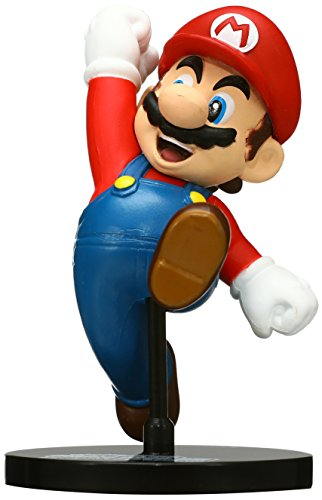 Figurine 'New Super Mario Bros Wii' - Série 1 - Mario